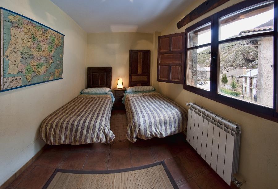 dormitorio doble invernal