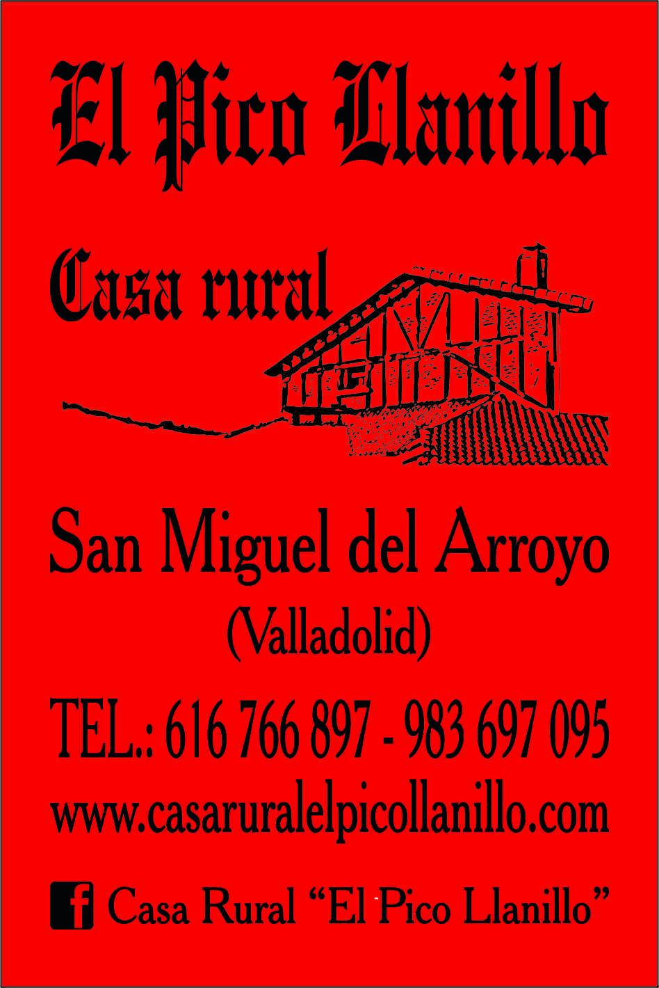 Imagen de DIEGO,                                         propietario de Casa Rural El Pico Llanillo