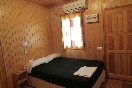 Bungalow A dormitorio