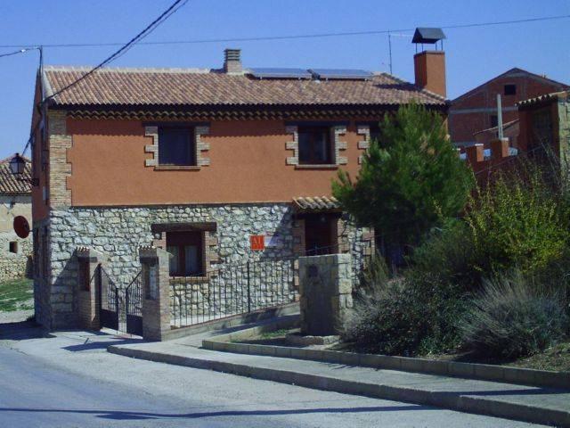 Ambiente rural en la provincia de Teruel