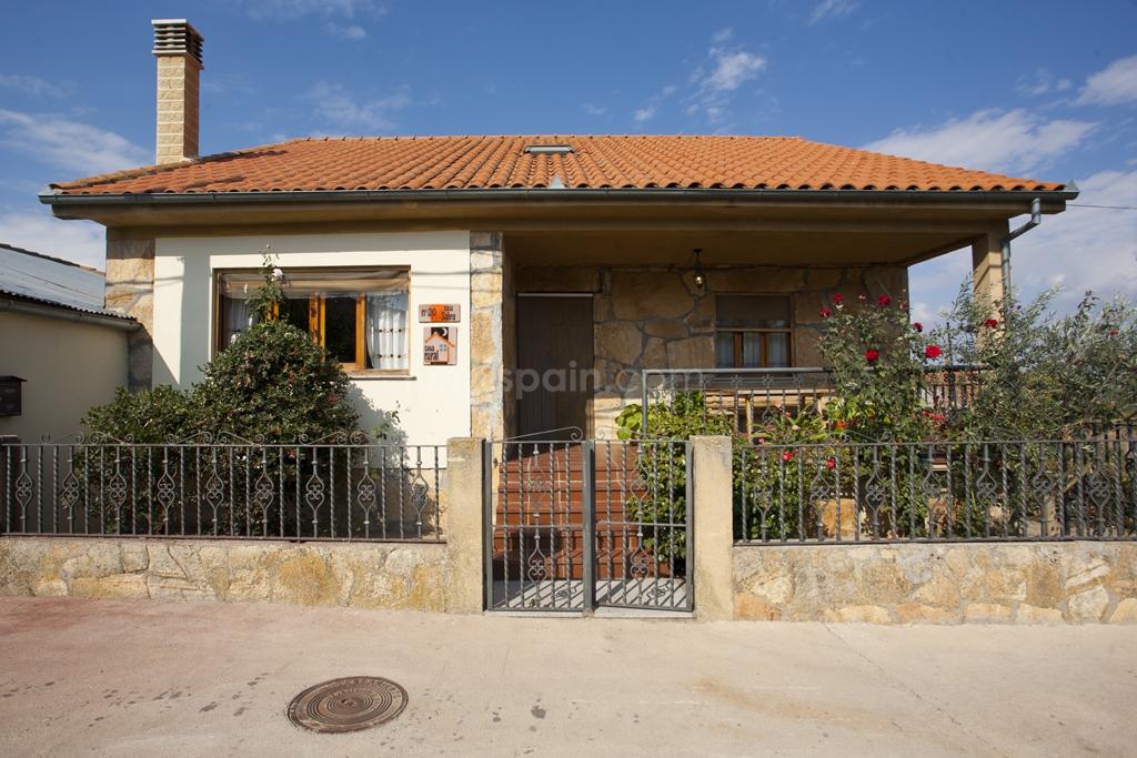 Fachada Casa Salva