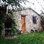 Casa rural Casa Salva- Barbacoa del jardín