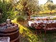 Casa rural el cerrillo - comer en el jardin v