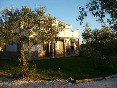 Casa rural el cerrillo casa blanca desde paseo