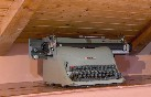 Elmentos-decorativos-buhardilla-máquina-de-escribir