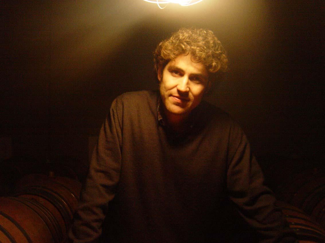 Imagen de alejandro ascaso,                                         propietario de Edra Bodega y Viñedos
