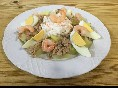 Turó-plato-ensalada