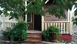 Las casas de la vega porche
