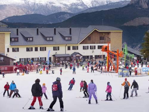 Serhs Ski Port del Comte