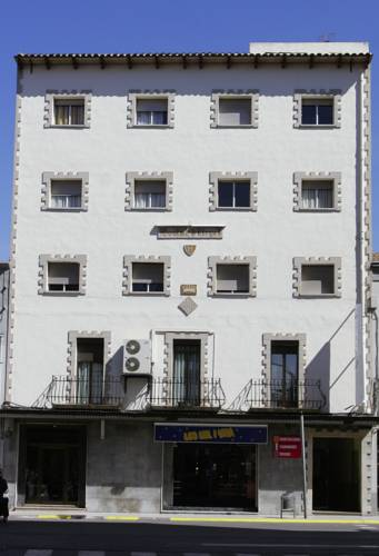 Hostal Urgell