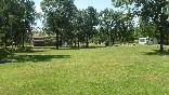 Zona de acampada en Candeleda