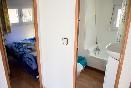 Zona de baño en mobil-homes