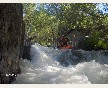 kayak aguas bravas