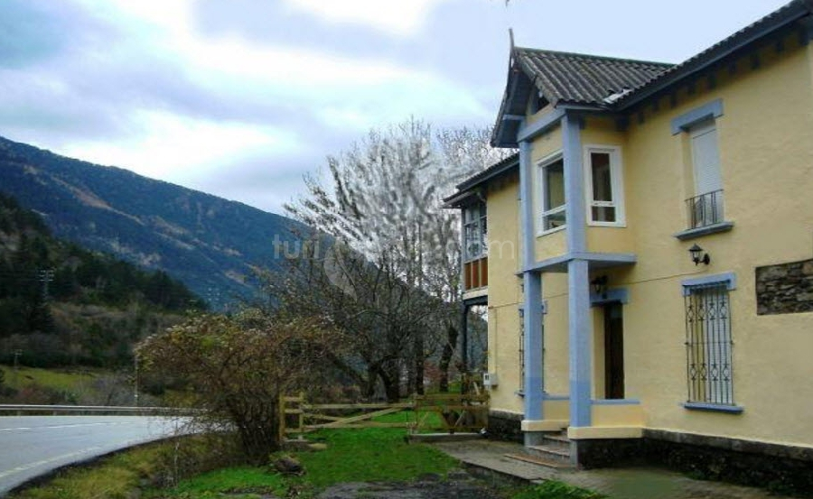 chalet anayet - canfranc