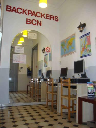 Backpackers Bcn Diputació