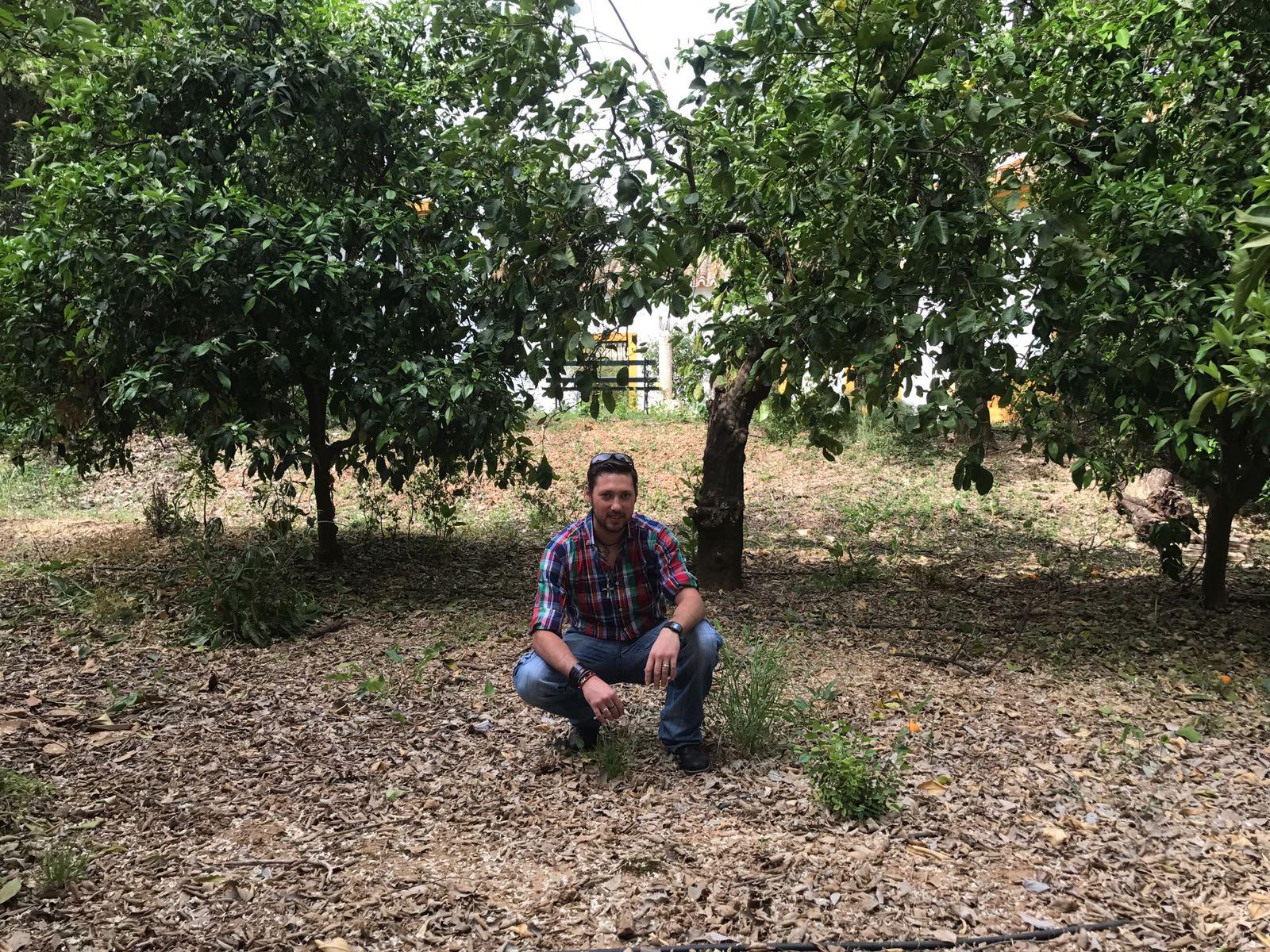 Imagen de JOSE MARIA,                                         propietario de Alojamiento Rural Buena Vista