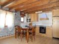 Cocina apartamento rural 1