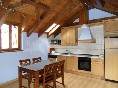 Cocina apartamento rural 2