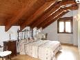 Habitación cama matrimonio apartamentos modernos