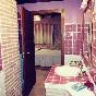 Baño la rosada