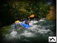 Canoa Raft, río Cabriel