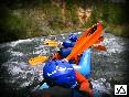 Canoa Raft, río Cabriel 2