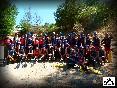 Rafting Valencia, escolares
