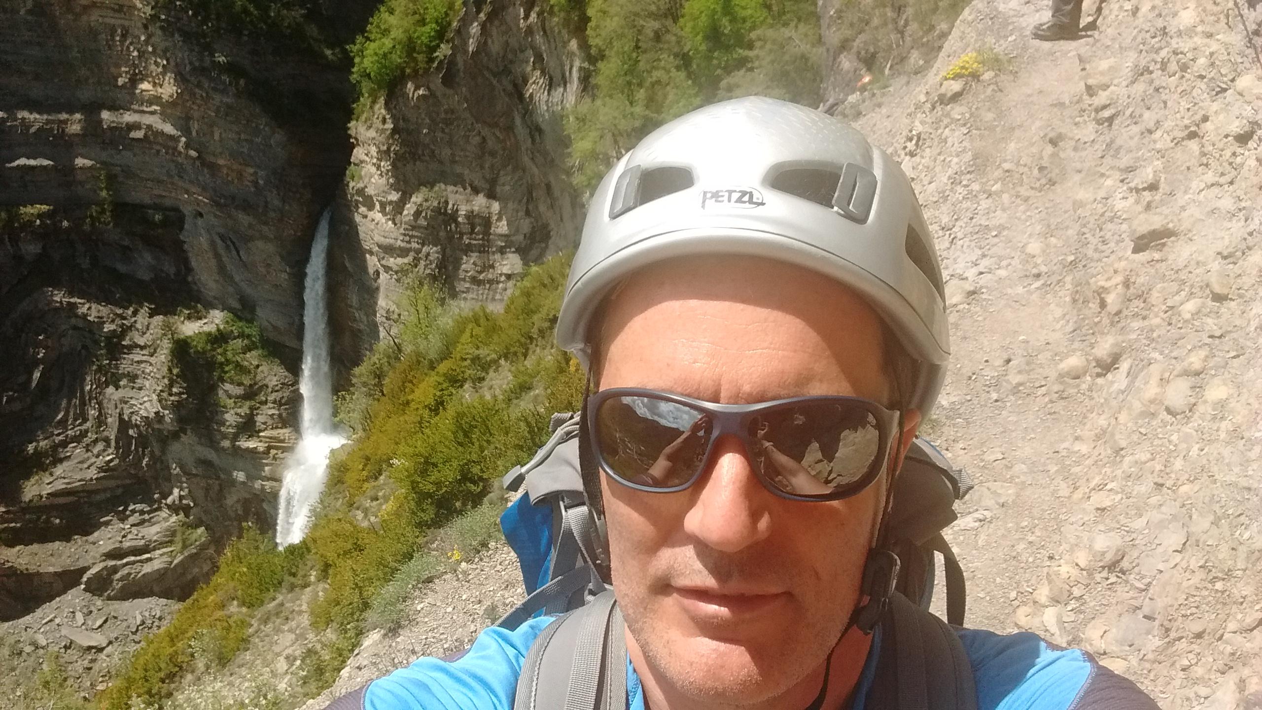 Imagen de Alberto que es propietario de Nómadas del Pirineo