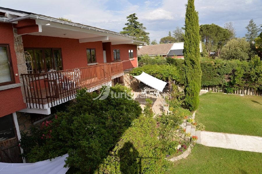 casa rural galapagar
