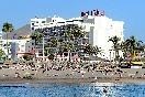 EXTERIOR HOTEL DESDE LA PLAYA