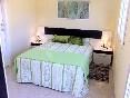 habitación cama matrimonio apartamentos