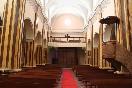 Coro y púlpito