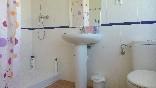 Baño de habitación doble