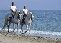 Paseo-caballos-playa-vera-titu-y-sandra-3