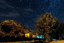 Albergue aliaga de noche de Juan J Marqués