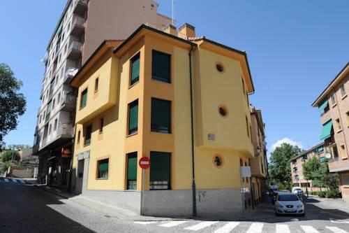 Apartamentos Aralso Segovia