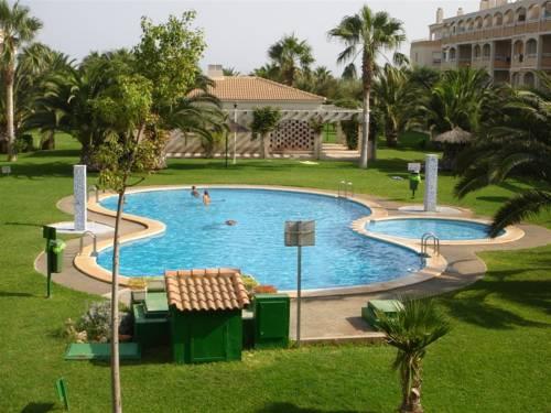 Apartamentos Bahía Denia