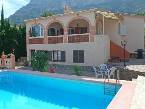 Holiday home Pda Corral de Calafat Dénia