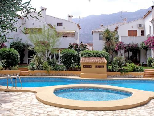 Apartment Urb Las Moras Dénia
