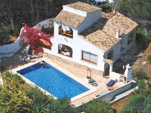 Holiday home Casa Lisa Benissa