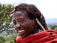 Habitante Masai