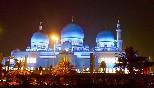 La Gran Mezquita Abu Dhabi