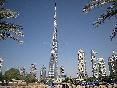 Burj Halifa. La Torre más alta del Mundo. Dubai