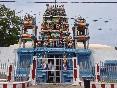 Templo budista. Sri Lanka
