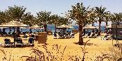 Playa en Jordania