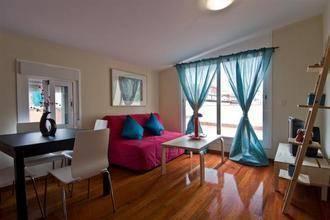 Apartment Prado Atico Madrid I