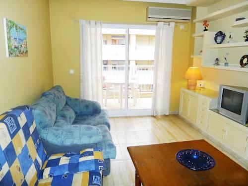 Apartment Perlamar Calpe