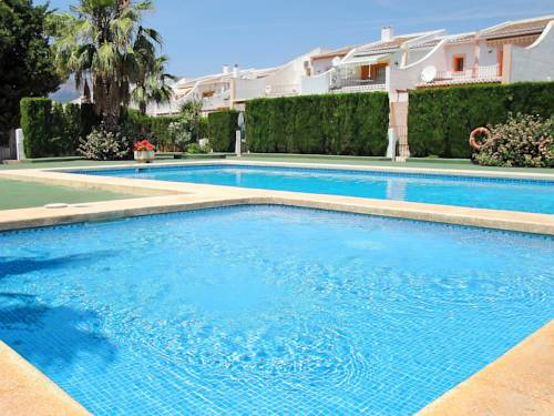 Holiday home La Merced I Calpe