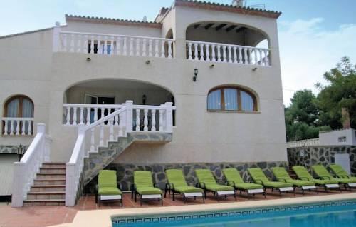 Holiday home Urbanizat. Los Almendros