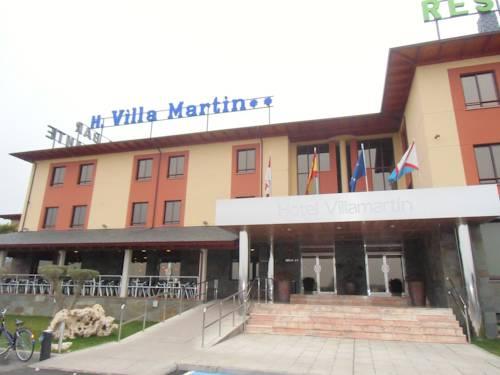 Area de Servicio Villamartín
